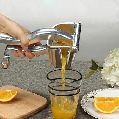 Commercial Bar Manual Lemon Squeezer Juice Fruit Juicer