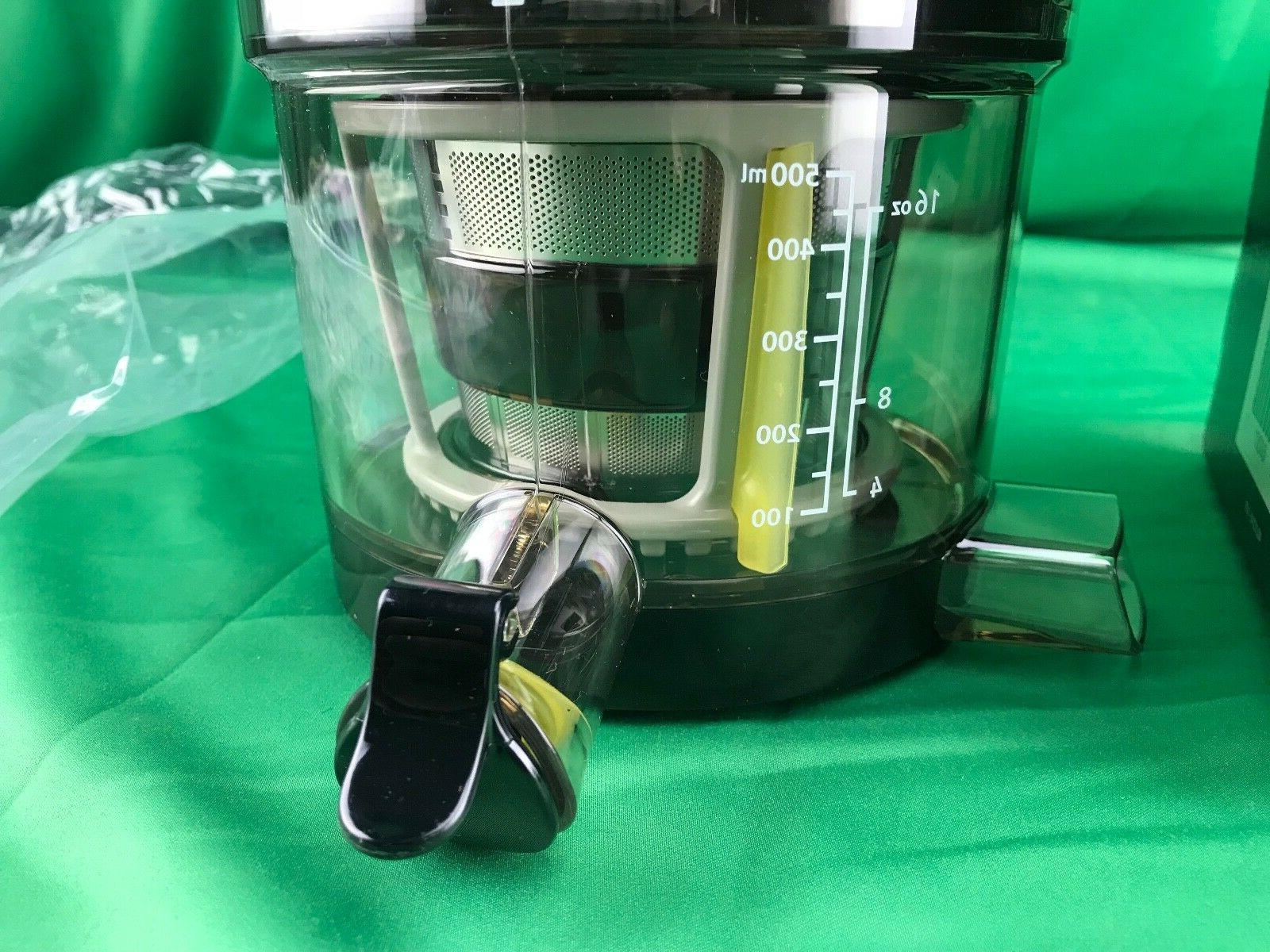 Hurom Slow Juicer - Chamber