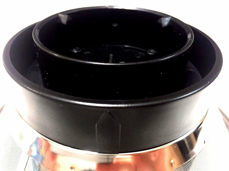 Steel Blade and Filter for Breville BR-1 JE95XL, JE98XL,