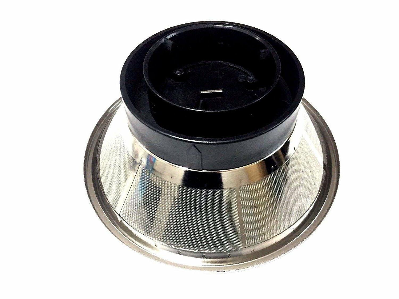 Steel and Basket Filter JE95XL,