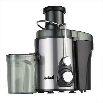 Upgrade Electric Juicer Vegetable Extractor Juice Machine 3 Speeds