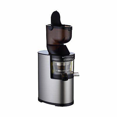 Whole Juicer Neo 250w Press Fruit - S/Steel