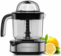 Lime/Lemon/Orange/Citrus Electric Juicer Machine Juice Extra