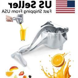 Manual Juicer Hand Juice Press Squeezer Fruit Juicer Extract