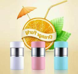 Manual Juicer Portable Citrus Juicer  Orange Lemon Hand Juic