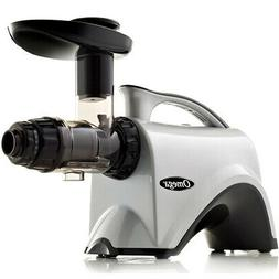 Omega NC800HDS Juice Extractor and Nutrition Center Creates