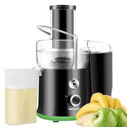 New! 2 Speed Wide Mouth Fruit and Vegetable Centrifugal Elec