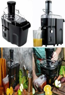 Nutri-Stahl Juicer Machine 700W Fruit and Vegetable Extracto