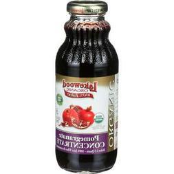 Lakewood Organic 100 Percent Fruit Juice Concentrate - Pomeg