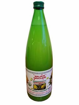 Italian Volcano 100% Organic Lemon Juice 1L  40 Lemons in a