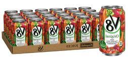 V8 Original 100% Vegetable Juice  11.5 oz Cans – Healthy D