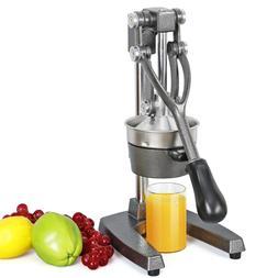 Premium Quality Heavy Duty Manual Orange Juicer Lime Squeeze