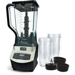 Ninja Professional 1000W Blender 72 oz Jar Single Serve Cups