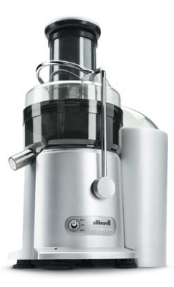 Silver Fruit And Vegetable Juicer Breville Fountain Diet Hea