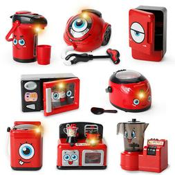 simulation kitchen set cook electric appliance pretend