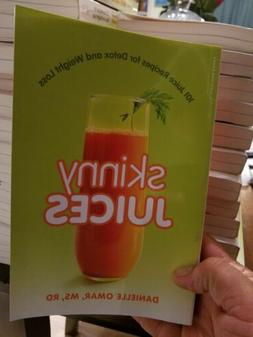 Skinny Juices : 101 Juice Recipes for Detox and Weight Loss