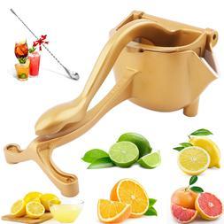 Stainless Steel Manual Juicer Hand Juice Press Squeezer Frui